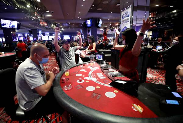 Is Nevada's Approval The Beginning Of Esports Betting Wave In the United States?