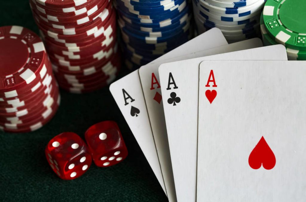 Four Tips On Casino To Double Your Corporation